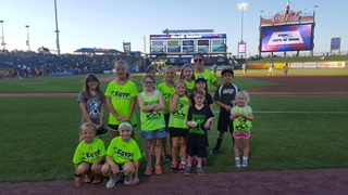 Field Hockey at the Iron Pigs