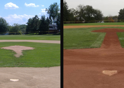 Before & After Field 1