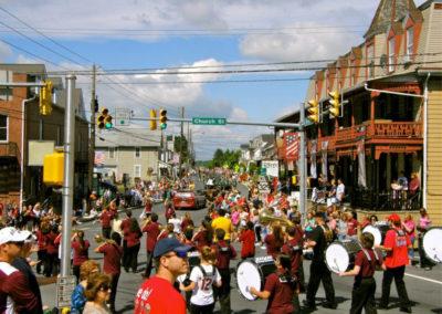 Curt Simmons Parade